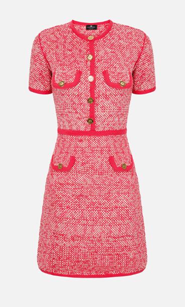 Elisabetta Franchi Short dresses Kate&You-ID7096