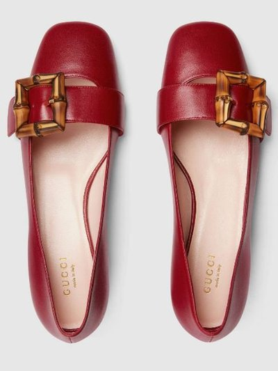 Gucci - Ballerina Shoes - for WOMEN online on Kate&You - 658856 C9D00 6638 K&Y11240