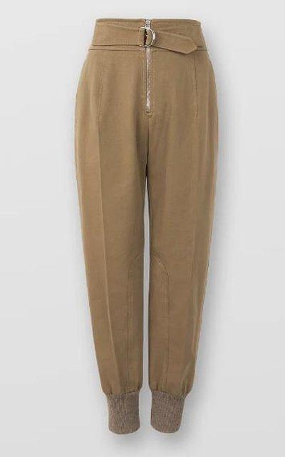 Chloé High-Waisted Trousers Kate&You-ID11989