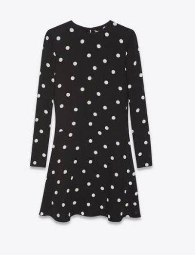 Yves Saint Laurent Платья средней длины Kate&You-ID11675