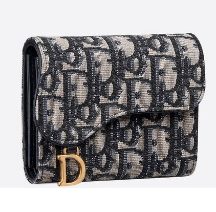 Кошельки и визитницы - Dior для ЖЕНЩИН онлайн на Kate&You - S5621CTZQ_M928 - K&Y5725