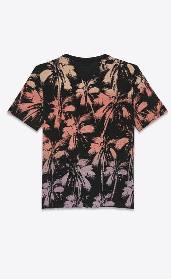 Yves Saint Laurent - T-shirts & canottiere per UOMO online su Kate&You - 604454YBOZ21022 K&Y6299