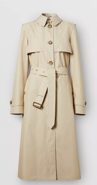 Burberry Single Breasted Coats Kate&You-ID9544