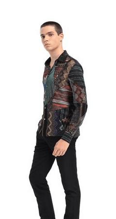 Missoni - Shirts - for MEN online on Kate&You - MUJ00064BR00DGSM46J K&Y10302