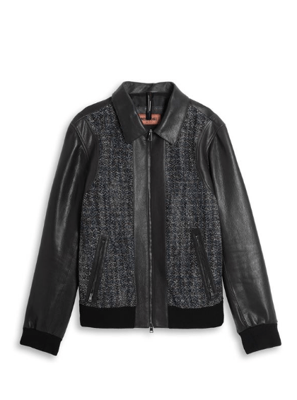 Missoni Leather Jackets Kate&You-ID10114