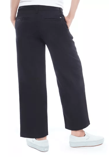 Vans - Straight Trousers - PANTALON AUTHENTIC WIDE LEG for WOMEN online on Kate&You - VN0A3IOXBLK K&Y8606
