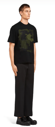 Prada - T-Shirts & Vests - for MEN online on Kate&You - UJN317_1V2S_F0Q24_S_162 K&Y5896