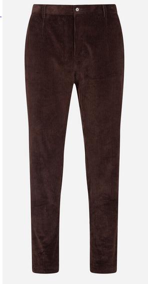 Прямые брюки - Dolce & Gabbana для МУЖЧИН онлайн на Kate&You - - K&Y9713