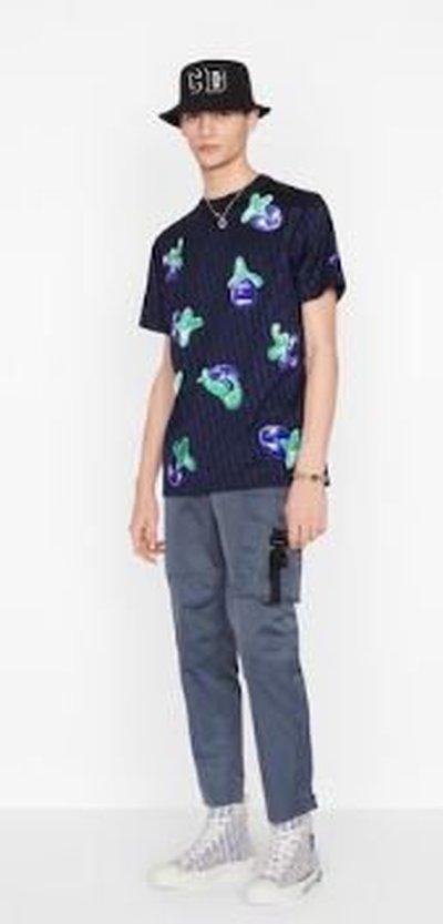 Dior - T-Shirts & Vests - for MEN online on Kate&You - 193J685C0704_C589 K&Y11222