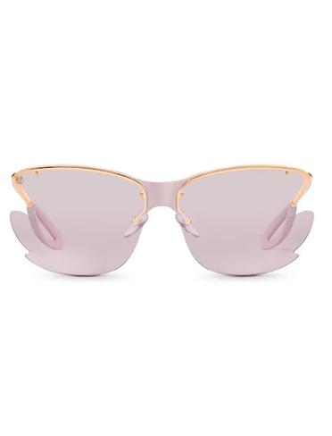 Louis Vuitton - Lunettes de soleil pour FEMME carrées Bohemian Vuittony online sur Kate&You - Z1234W K&Y8580