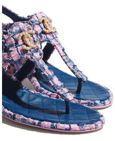 Chanel - Sandals - for WOMEN online on Kate&You - Réf. G37215 X56094 K2661 K&Y10870
