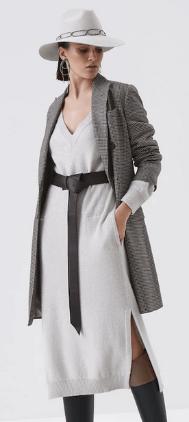 Brunello Cucinelli - Long dresses - for WOMEN online on Kate&You - SKU 202M73549A92 K&Y8754