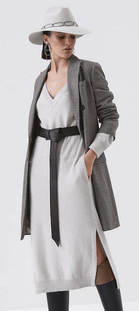 Brunello Cucinelli - Robes Longues pour FEMME online sur Kate&You - SKU 202M73549A92 K&Y8754