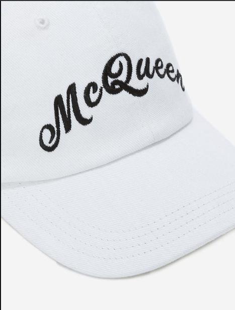 Alexander McQueen - Cappelli per UOMO online su Kate&You - 5765344105Q9260 K&Y6064