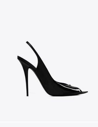 Yves Saint Laurent Босоножки  Kate&You-ID11906