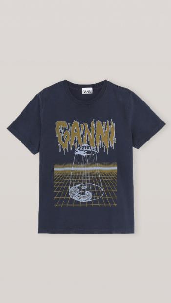 Ganni T-shirts Kate&You-ID7659