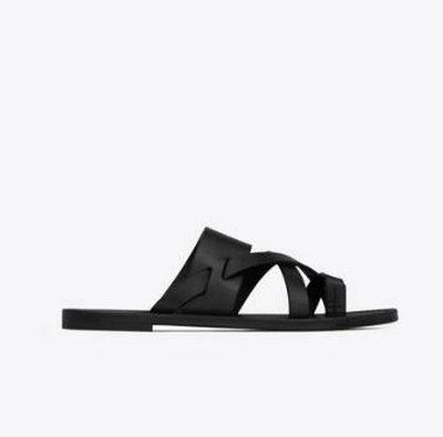 Yves Saint Laurent - Sandals - for MEN online on Kate&You - 671904DWE001000 K&Y11513