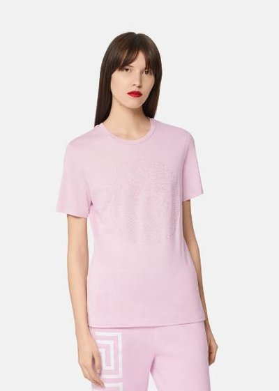 Versace - T-shirts - for WOMEN online on Kate&You - 1001528-1A01125_1P880 K&Y11820