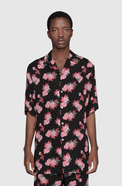 Gucci - Camicie per UOMO online su Kate&You - 625502 ZAEP6 1187 K&Y8186
