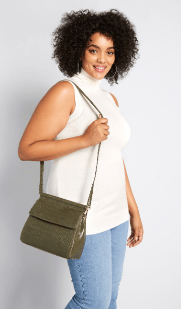 Modcloth - Cross Body Bags - for WOMEN online on Kate&You - 100000355129 K&Y6953