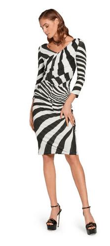 Roberto Cavalli - Midi dress - for WOMEN online on Kate&You - KWT118LNV38D1888 K&Y9113