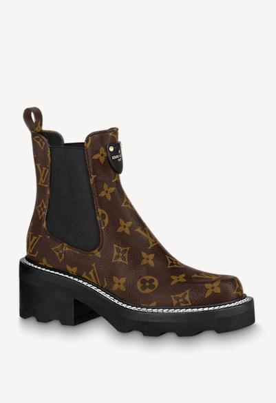 Louis Vuitton Сапоги и ботинки Kate&You-ID10438