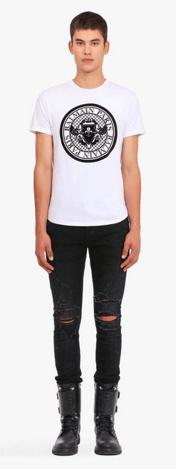 Balmain - T-Shirts & Débardeurs pour HOMME online sur Kate&You - K&Y7779