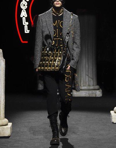 Moschino - Pantalons Slim pour HOMME online sur Kate&You - 192Z A032452251555 K&Y2297