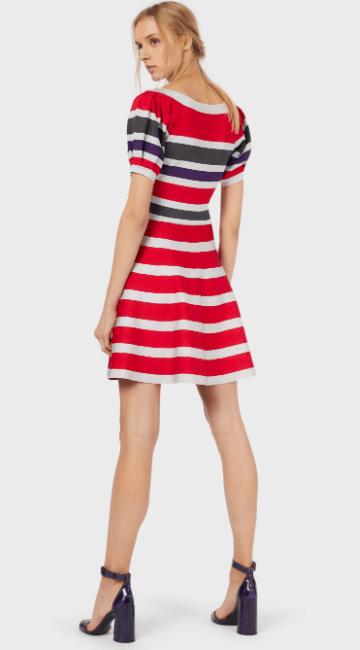 Emporio Armani - Vestiti corti per DONNA online su Kate&You - 3H2AT62M03Z1F615 K&Y8174