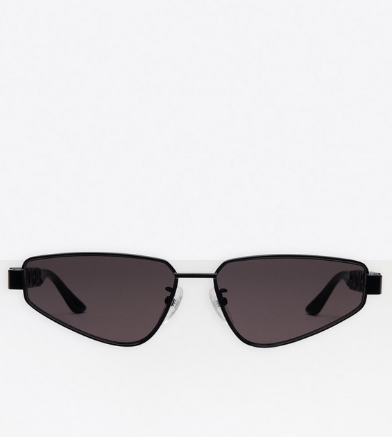 Balenciaga Sunglasses  Typo Rectangle  Kate&You-ID8702