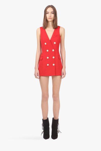 Balmain - Short dresses - for WOMEN online on Kate&You - SF16144W0343AA K&Y2225