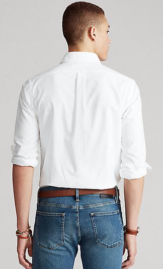 Ralph Lauren - Chemises pour HOMME online sur Kate&You - 524966 K&Y9020