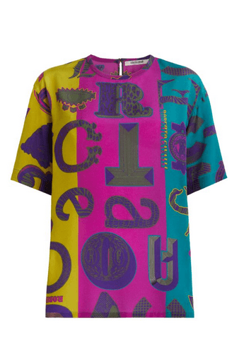 Roberto Cavalli T-shirts Kate&You-ID9824