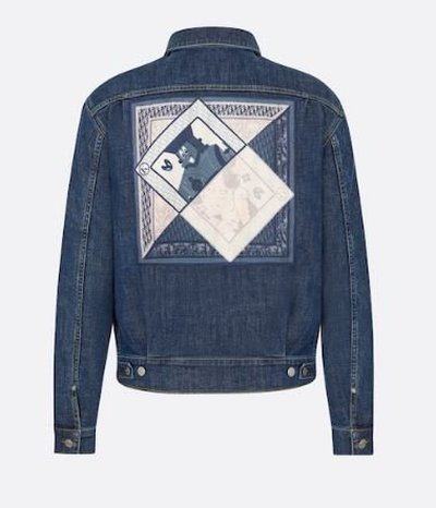 Dior Denim Jackets Kate&You-ID11599