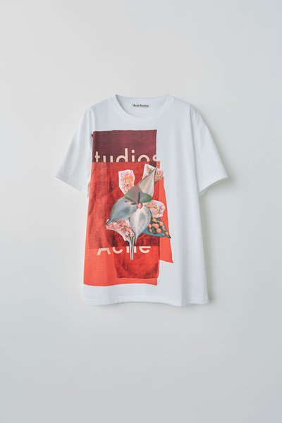 Acne Studios - T-shirts per DONNA online su Kate&You - FN-WN-TSHI000162 K&Y2378