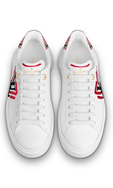 Louis Vuitton - Sneakers per DONNA Sneaker Time Out LV Crafty online su Kate&You - 1A85O6 K&Y8761