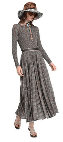 Missoni Long skirts Kate&You-ID8885