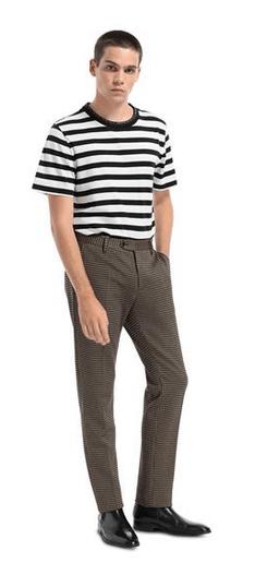 Missoni - Pantaloni gamba dritta per UOMO online su Kate&You - MUI00076BJ005KSM23T K&Y9843