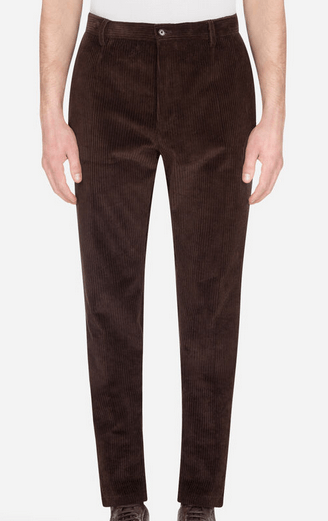Dolce & Gabbana Regular Trousers Kate&You-ID9713