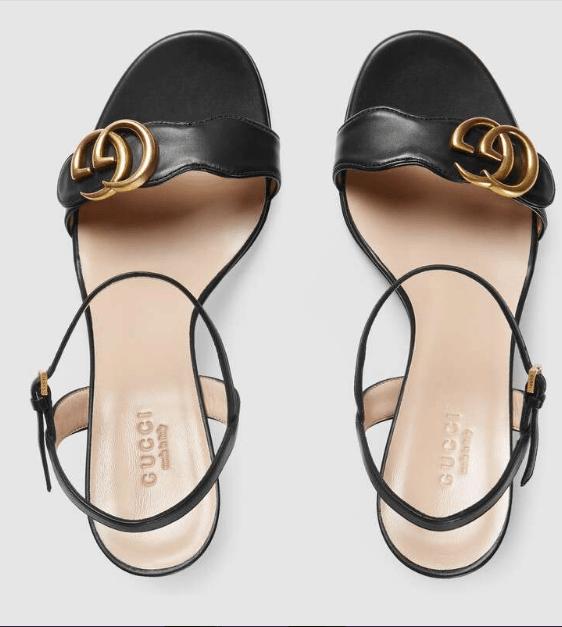 Gucci - Sandali per DONNA online su Kate&You - 453379 A3N00 1000 K&Y7014