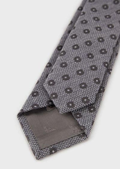 Giorgio Armani - Cravatte per UOMO online su Kate&You - 3400499A653124235 K&Y2551