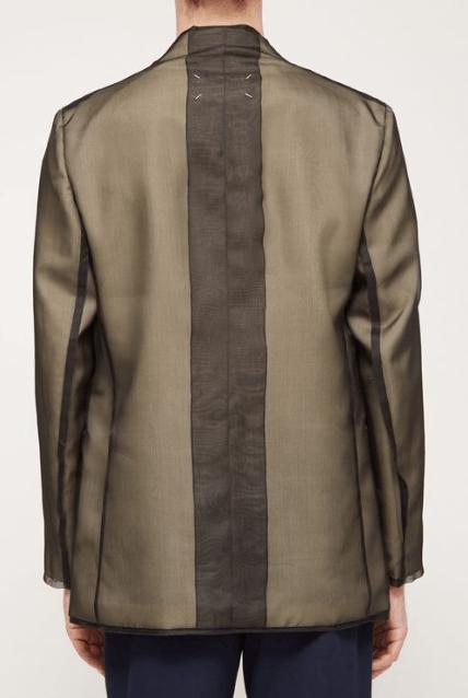 Maison Margiela - Blazers per UOMO online su Kate&You - S30BN0467S52705731 K&Y8198