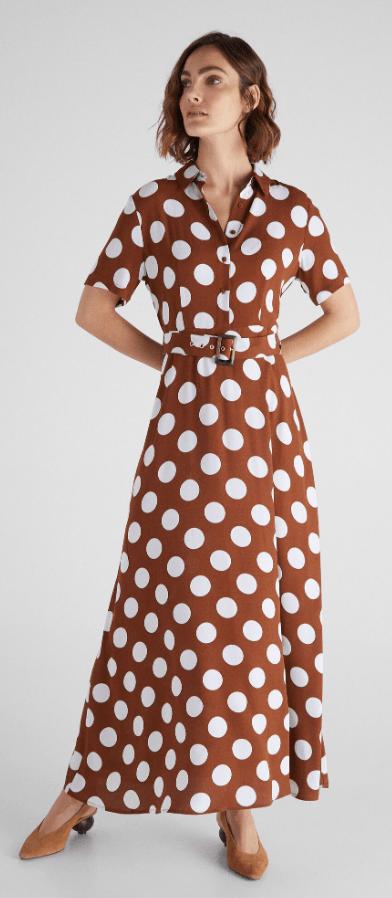 Cortefiel Long dresses Kate&You-ID7263