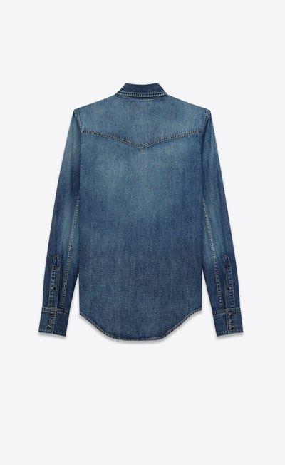 Yves Saint Laurent - Chemises pour FEMME online sur Kate&You - 497526Y880L4363 K&Y1901