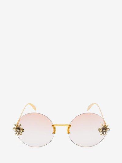 Alexander McQueen Sunglasses Kate&You-ID4808