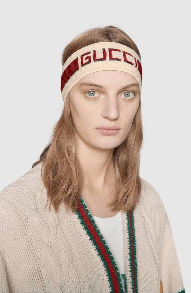 Gucci - Accessori per capelli per DONNA online su Kate&You - 499681 3G086 9266 K&Y6379