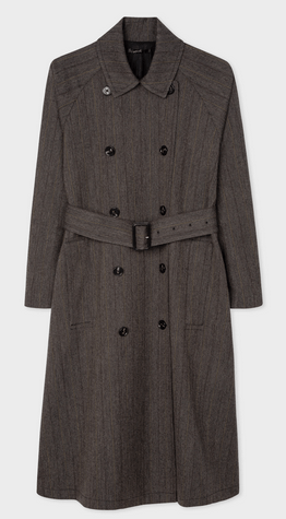 Paul Smith Double Breasted & Peacoats Kate&You-ID9344