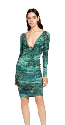 Roberto Cavalli - Midi dress - for WOMEN online on Kate&You - LQT128LNZ1504239 K&Y10104