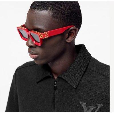 Louis Vuitton - Sunglasses - 1.1 MILLIONAIRES for MEN online on Kate&You - Z1169W K&Y10978