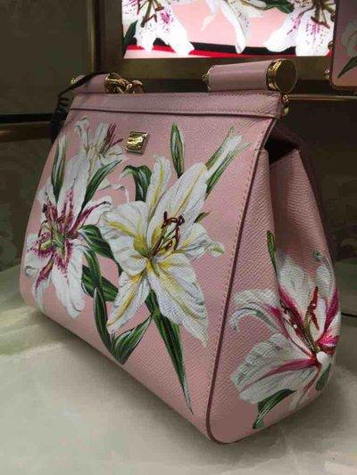 Dolce & Gabbana - Borse tote per DONNA SAC SICILY MOYEN FORMAT online su Kate&You - K&Y1514